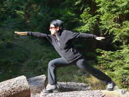 Yogakurs um fit und beweglich zu bleiben