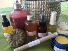 Grüne Kosmetik für Fortgeschrittene