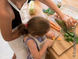 Kochen mit Kind und Kegel 1