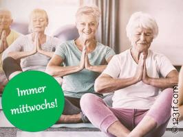 Yoga 60+ und Senioren