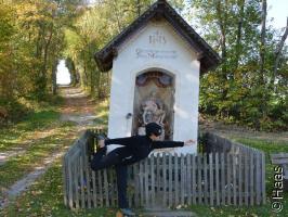 Yoga und wandern am Eisenbergerhof
