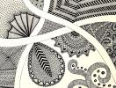 "KunstARTisten Kreativkurs ""ZENTANGLE"""